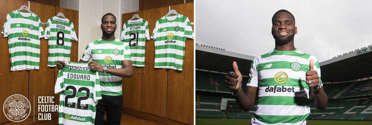Edouard: As soon as I arrived in Paradise I didn't want to leave