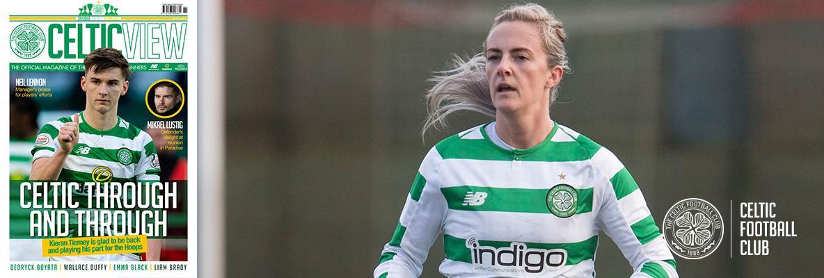 Celtic Women set for Friday-night football against Motherwell