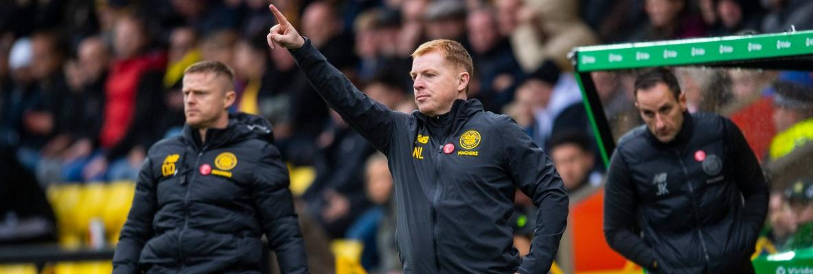 Neil Lennon: Performance not up to our usual standards