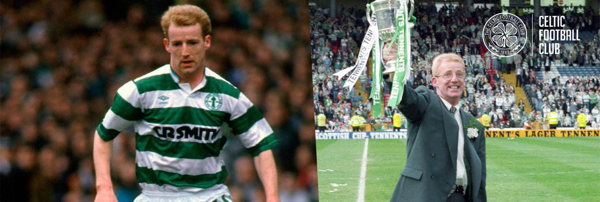 Tommy Burns - the supporter who got lucky