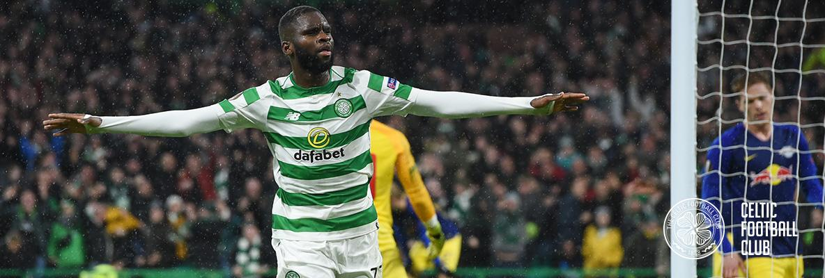 Celtic light up Paradise with Europa League win over RB Leipzig