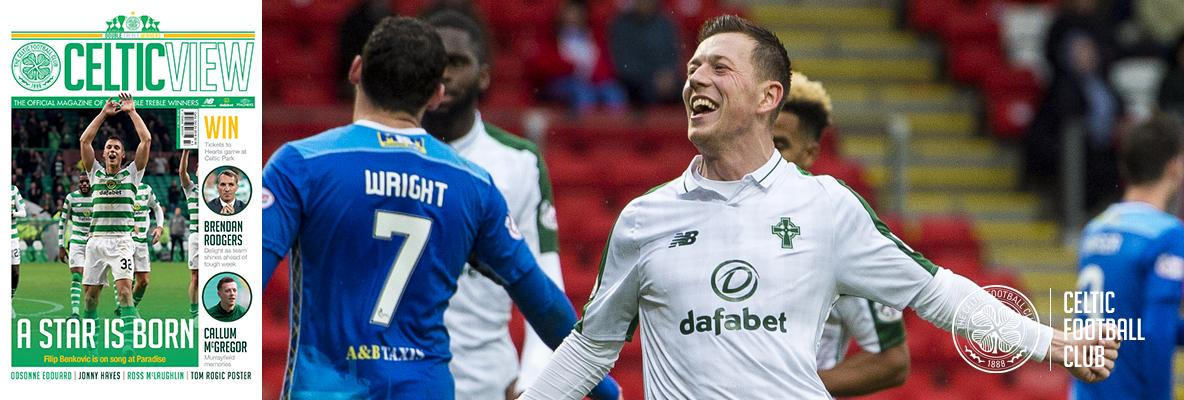 Celtic View Exclusive: Callum McGregor on RB Leipzig challenge