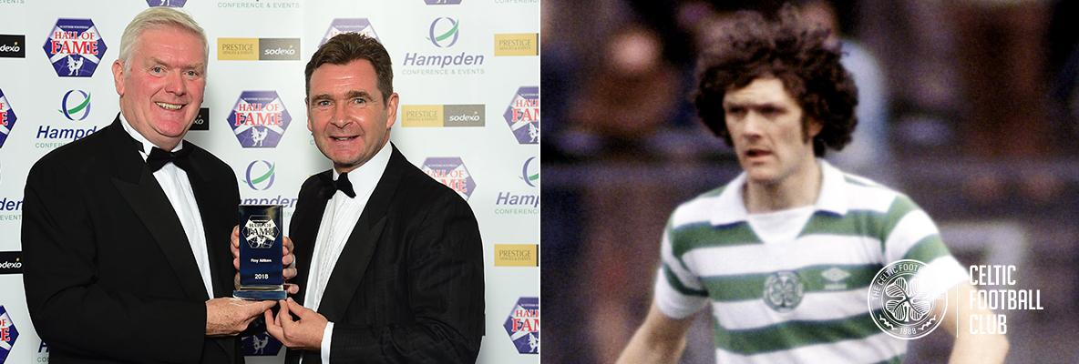 Celtic legend in Scottish football Hall of Fame