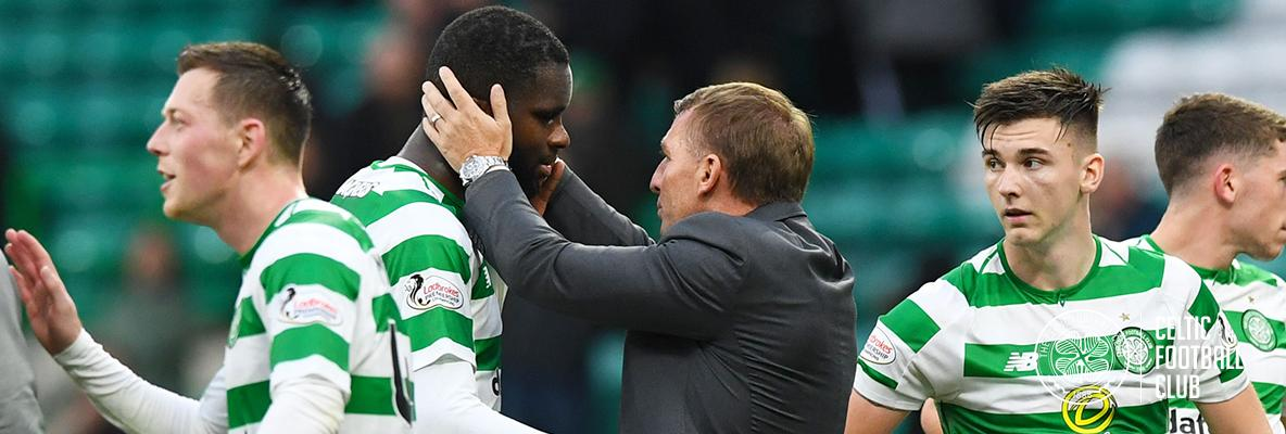 Odsonne Edouard: We're delighted with the victory over Hibernian