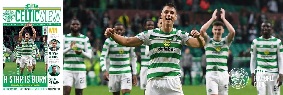 Celtic View Exclusive: Filip Benkovic's story of tragedy & triumph