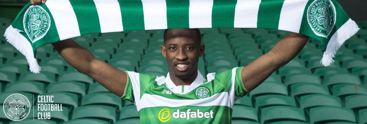 Moussa Dembele: I've signed for a massive club