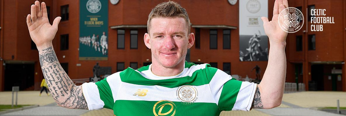 New Bhoy looking forward to European nights at Paradise