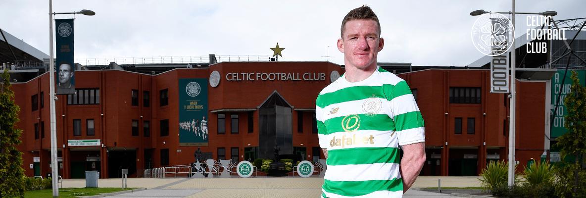 Jonny Hayes: My heart was set on Celtic as soon as Brendan called