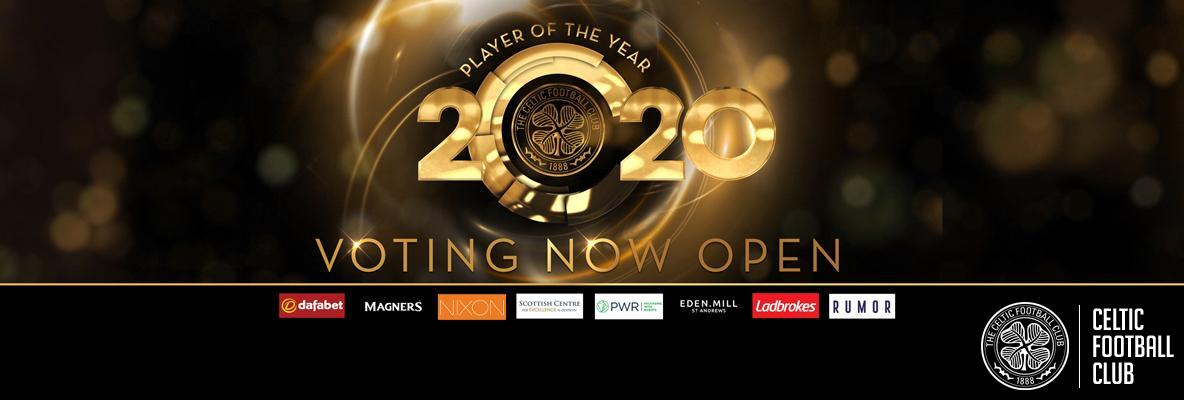 Make your vote count for the 2020 Player of the Year awards