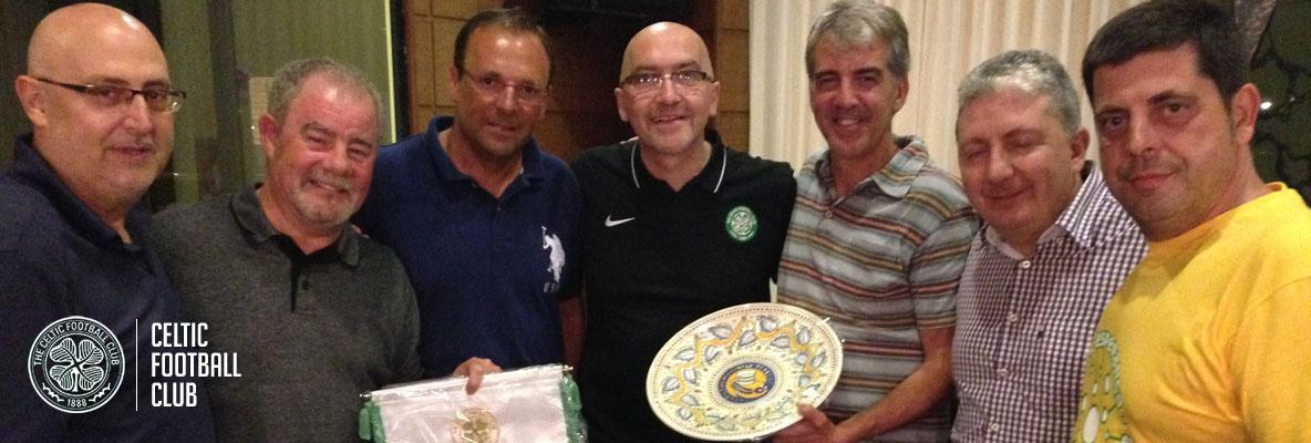 Villarreal v Celtic a celebration of football and charity