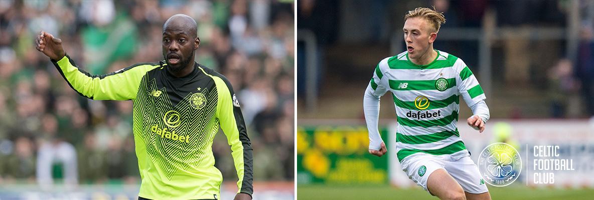 Celts head out on loan