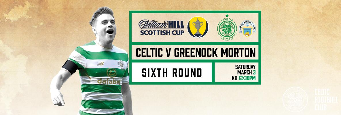 Scottish Cup sixth round tickets on sale now