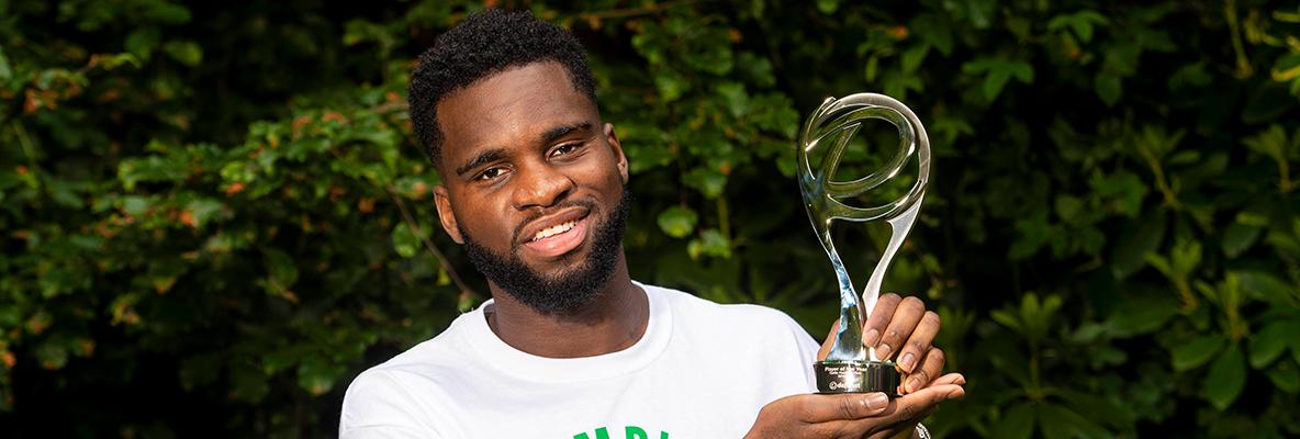 Dafabet select 9 Celtic fans to receive signed Odsonne Edouard shirt