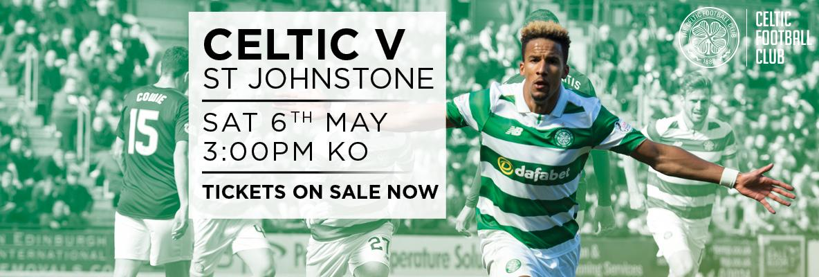 Champions return to Paradise v St Johnstone – tickets on sale now