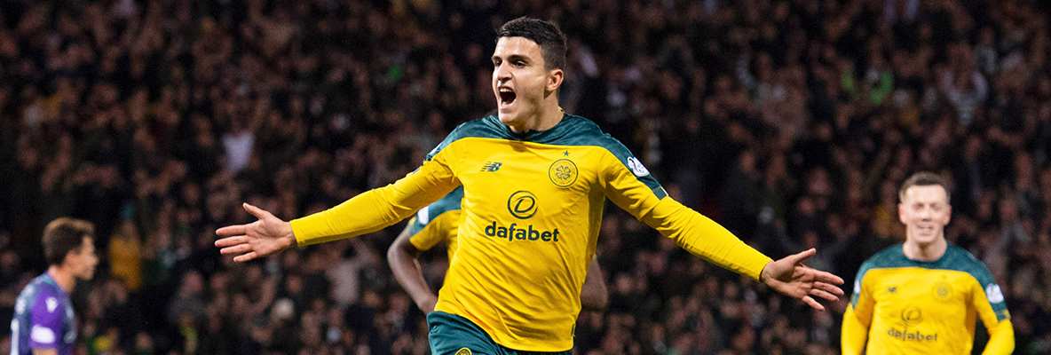 Elyounoussi excited by Celtic form after semi-final double