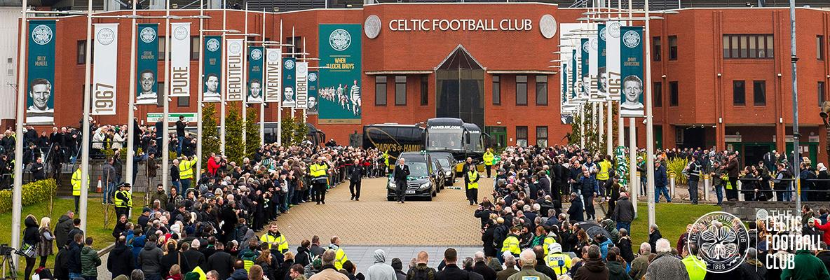 The Celtic Family remember Tommy Gemmell