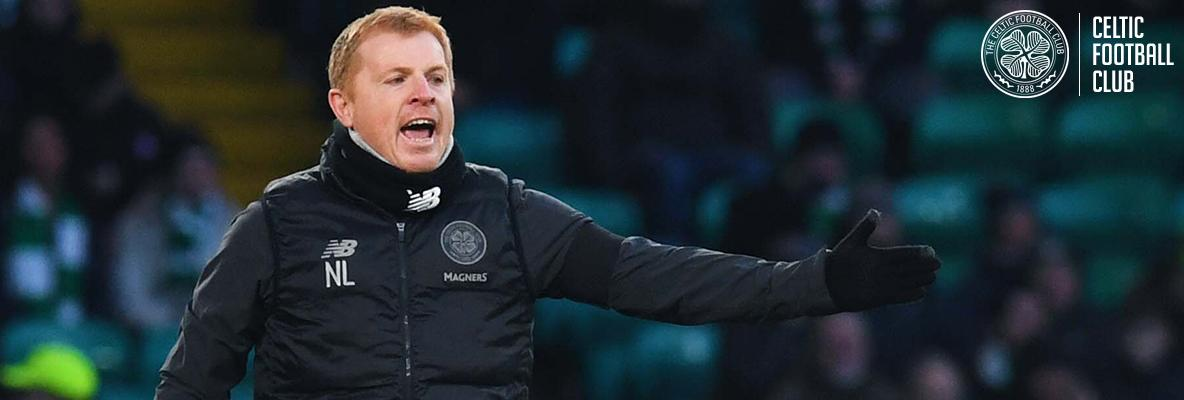 Neil Lennon: We can't wait to return to Paradise this afternoon