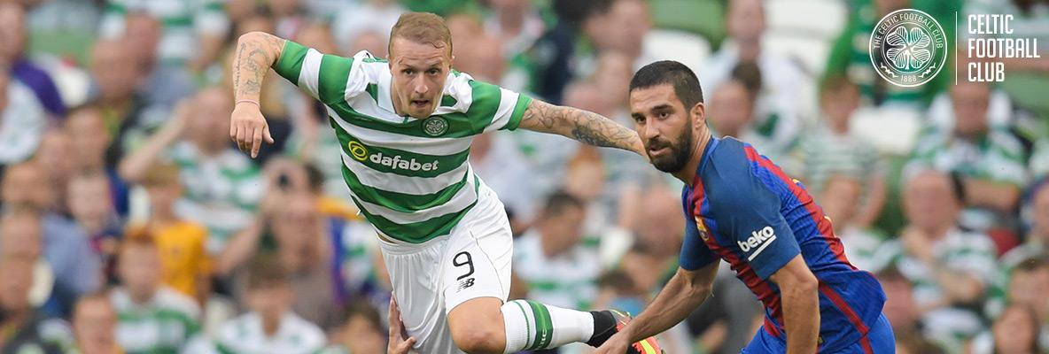 Spirited Celts impress in defeat to Barcelona