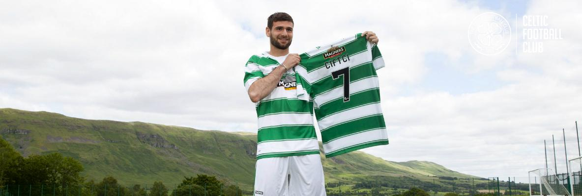 Delight as Celtic sign Nadir Ciftci