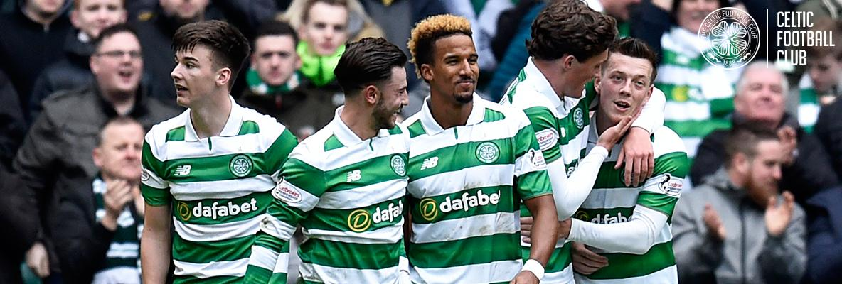 Sinclair at the double as Celtic make history
