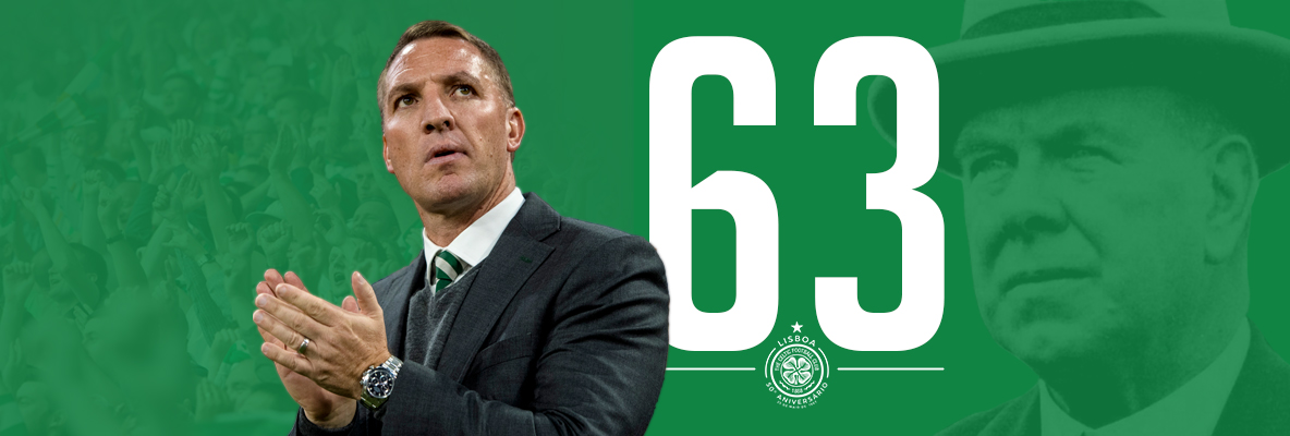 Chief Executive: Congratulations to Brendan and his history-makers