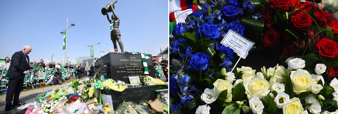 Rangers legend pays tribute to on-field rival and off-field friend