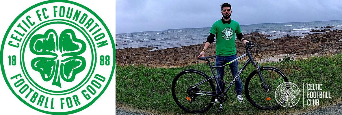French fan gets set for cycle to Paradise