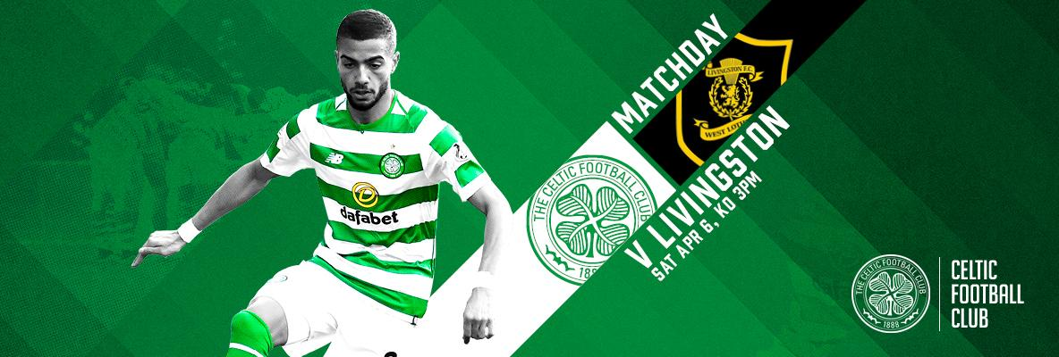 Tickets selling fast for final game before  split – Celtic v Livingston