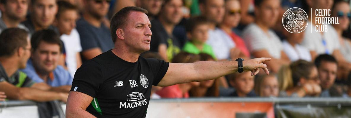 Manager hails Celtic's resolve after Rapid Vienna test