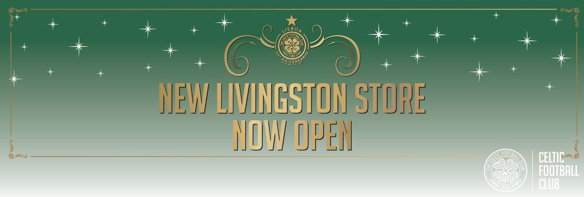 New Celtic store opens in Livingston