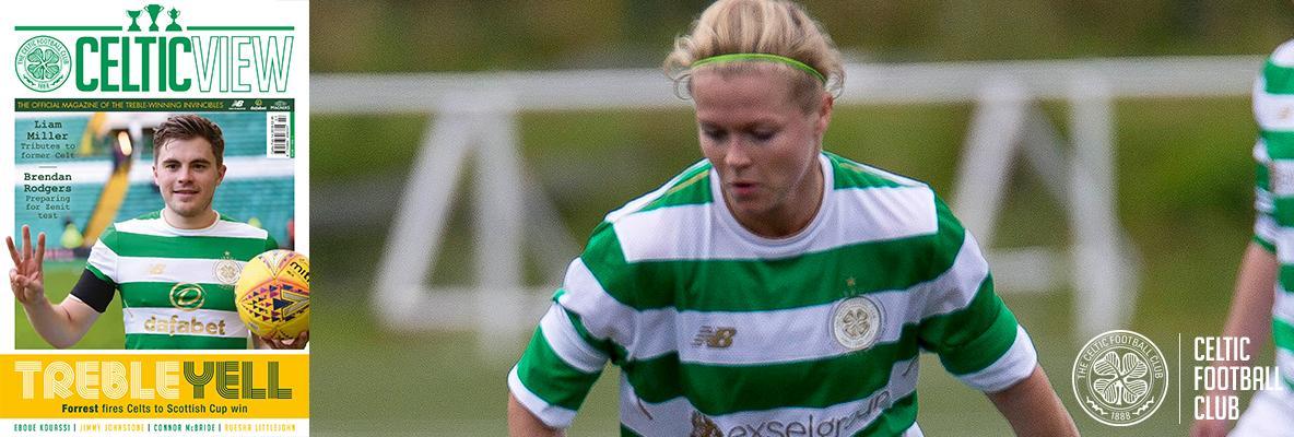 Ruesha Littlejohn: Celtic can provide title challenge this season