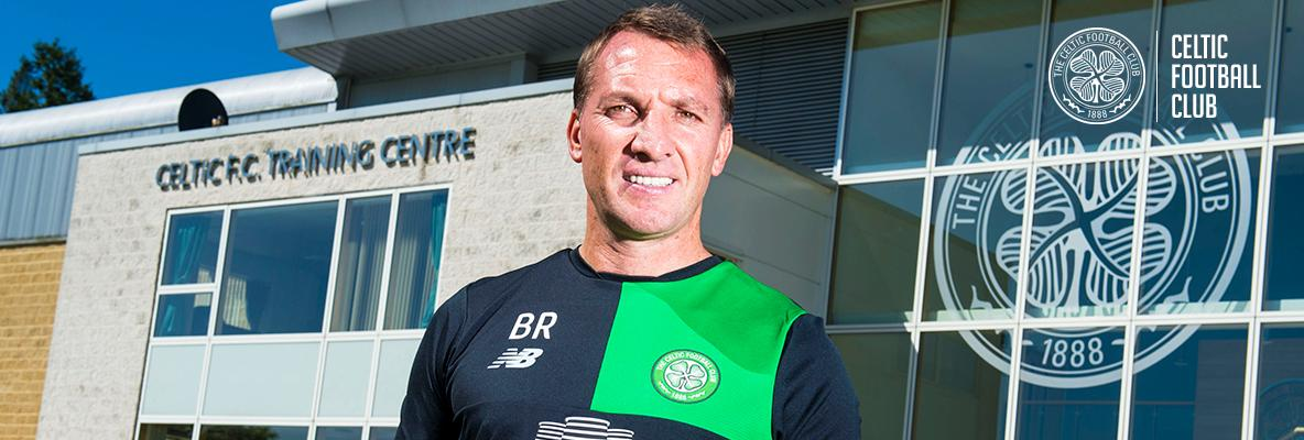 Brendan Rodgers nominated for PFA Scotland Manager of the Year