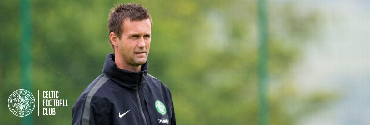 Ronny Deila: We'll be positive in Iceland