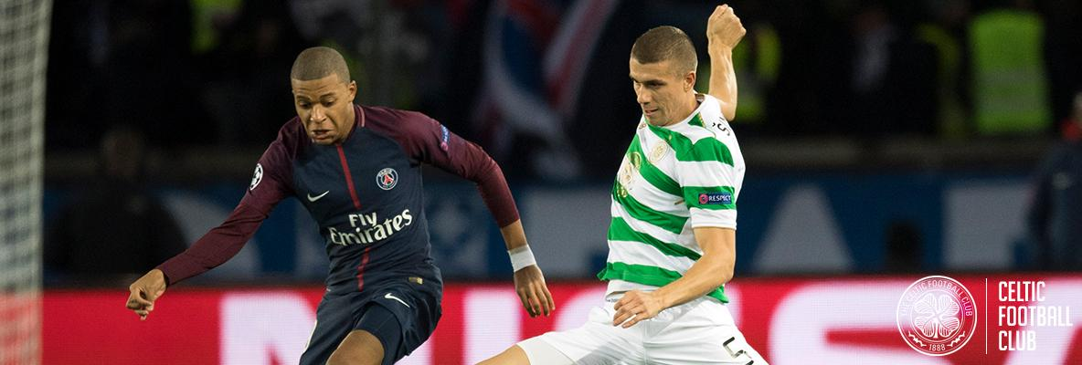 Celts Suffer Heavy Defeat In Paris