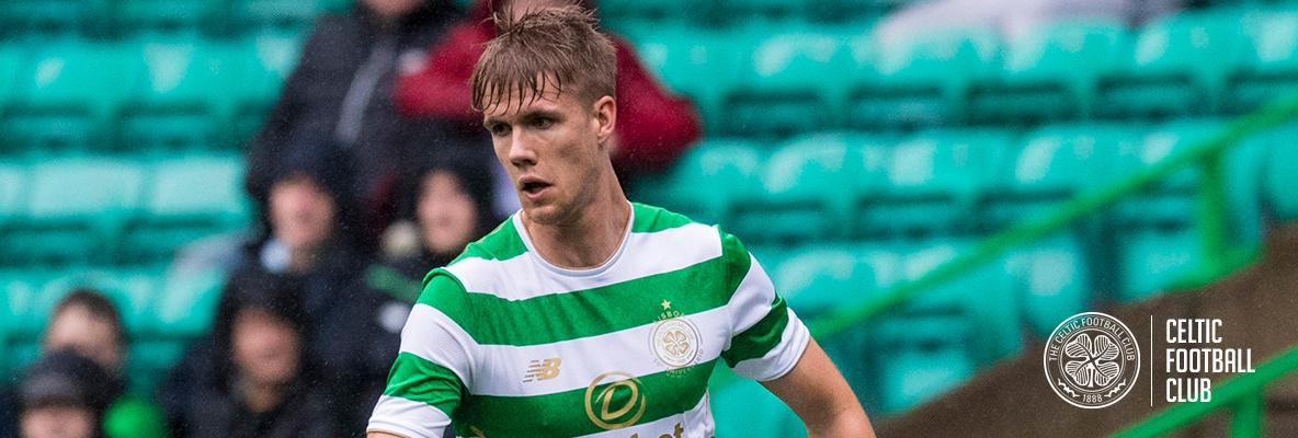 Kristoffer Ajer makes first Celtic start against Rosenborg