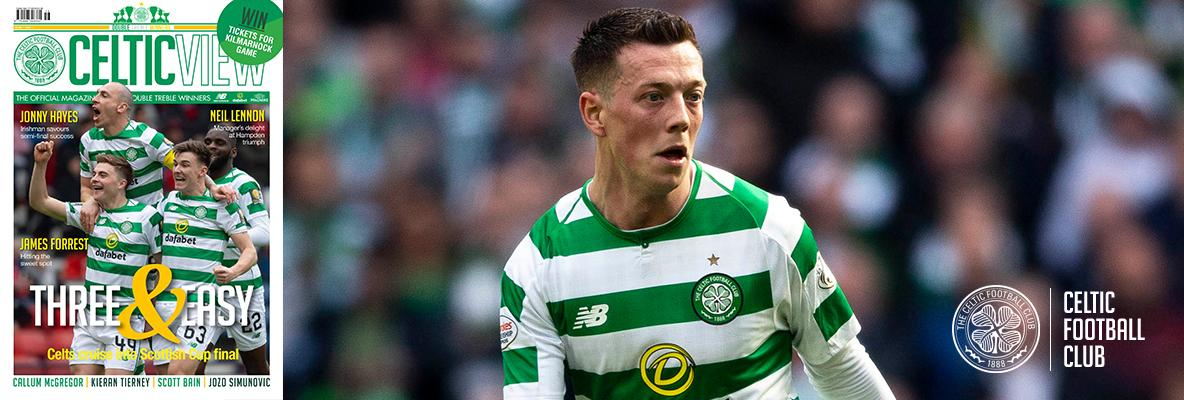 Callum McGregor: We want to get the title wrapped up now