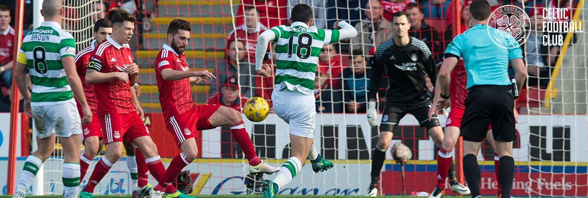 Rogic's rocket sends Celtic 10 points clear