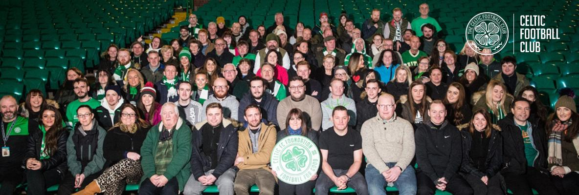 The big Celtic FC Foundation Sleep Out night is almost upon us