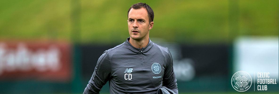 Chris Davies delivers injury update ahead of Hibernian match