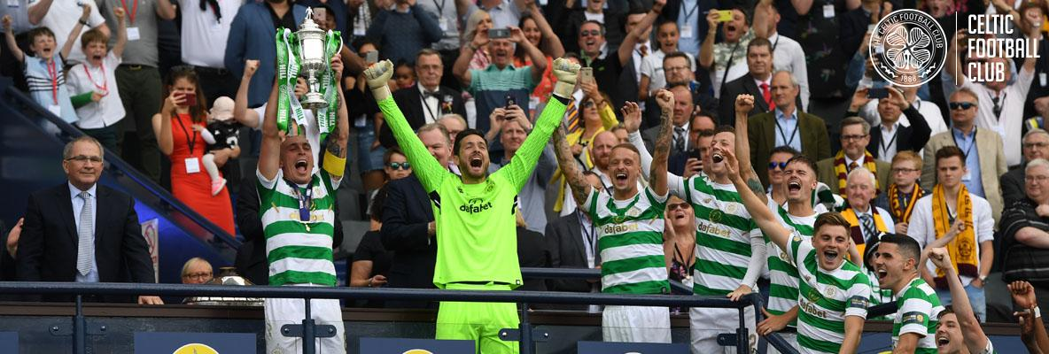 Scott Brown: Double Treble was for the fans