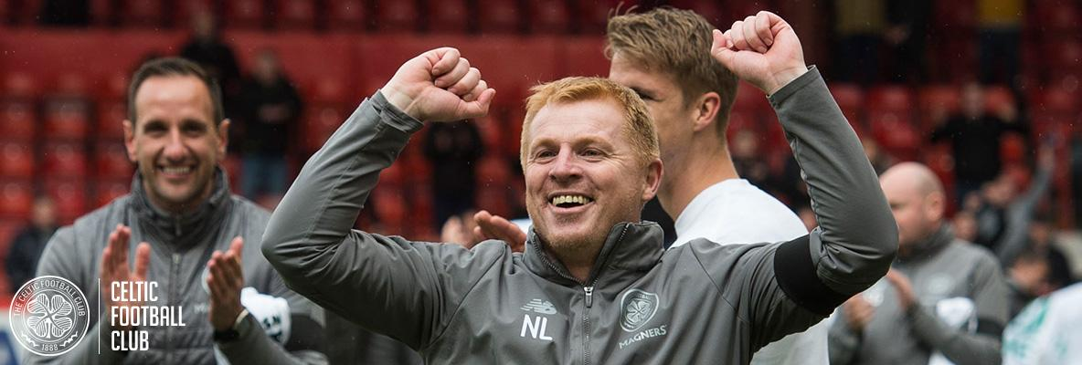 Neil Lennon: Title party is tremendous occasion for players