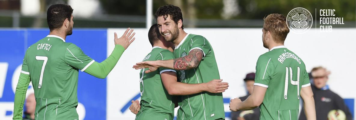 Celts see off Stjarnan to keep Champions League dream alive