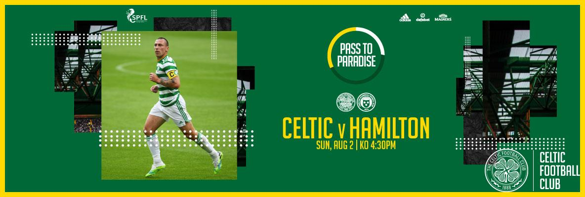 Your Celtic v Hamilton Flag Day guide