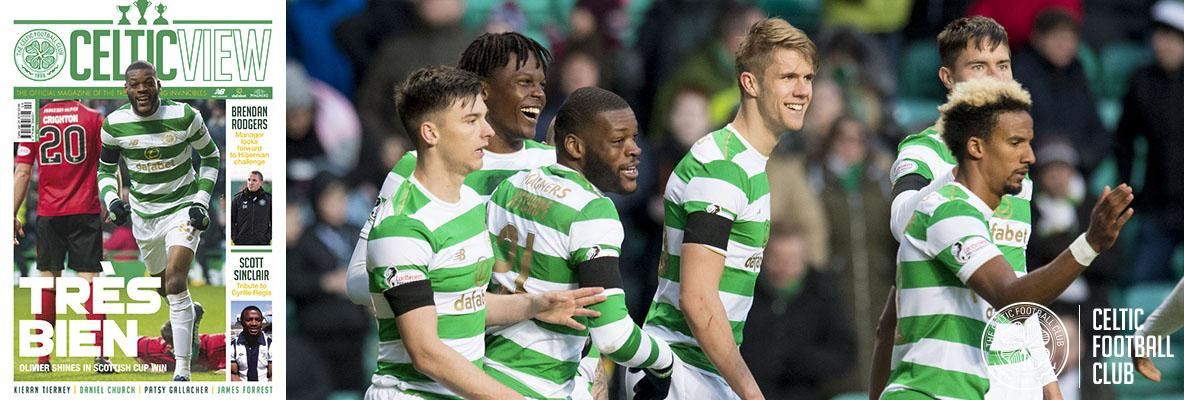 In this week's return-to-action Celtic View