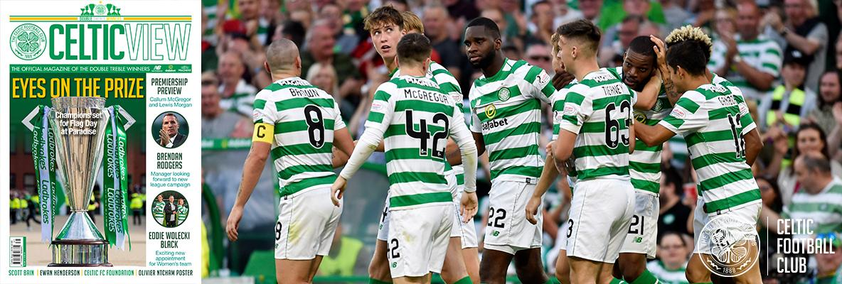 This week's Celtic View looks ahead to Premiership kick-off