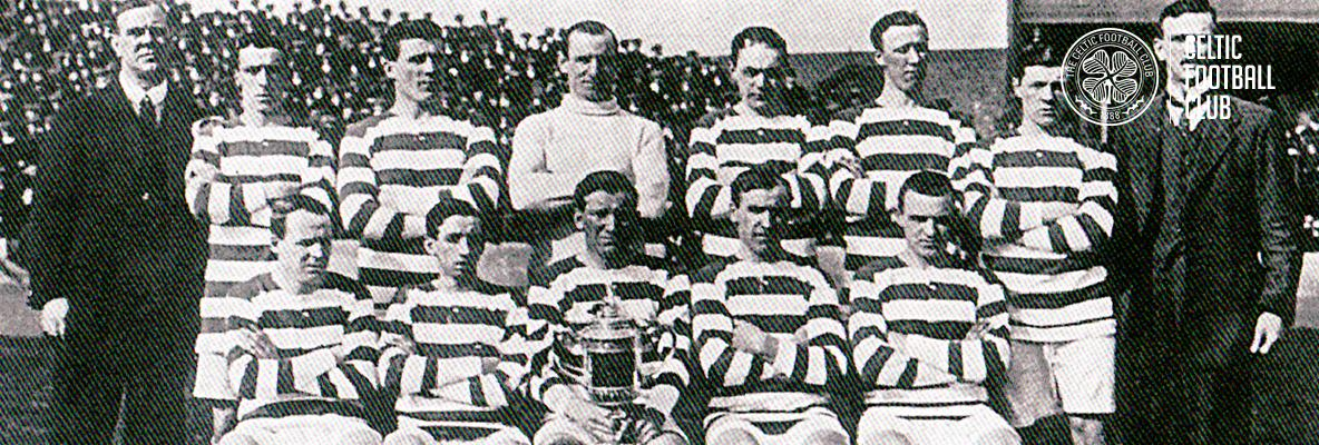 Celtic Graves Society event for Jimmy McMenemy