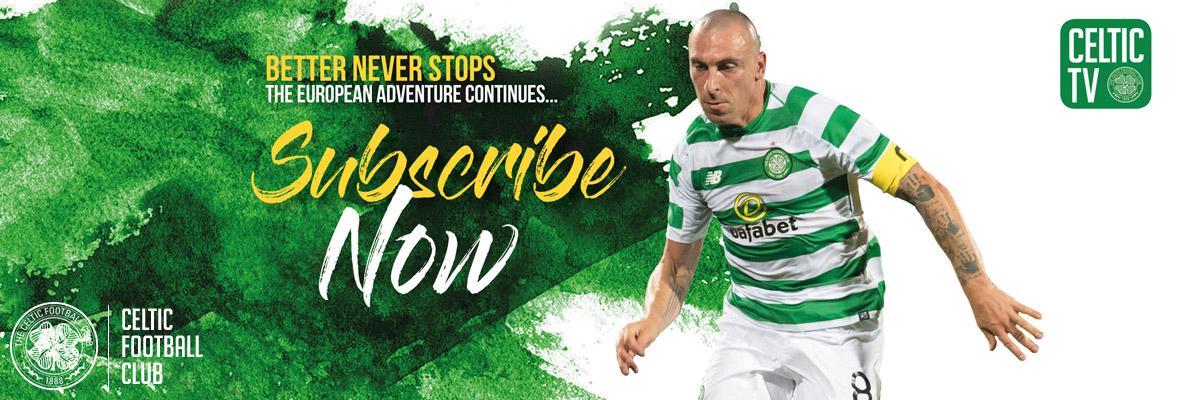 Celtic v Alashkert– LIVE on Celtic TV to all subscribers