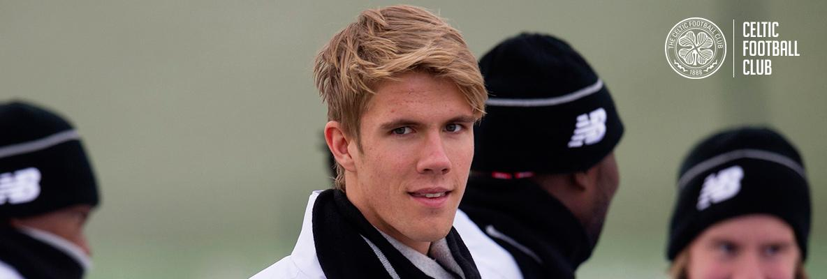 Kristoffer Ajer signs four-year deal with Celtic