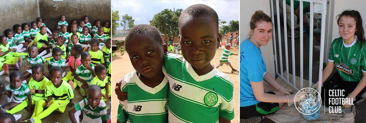 Final few places for Celtic FC Foundation's Malawi trip up for grabs