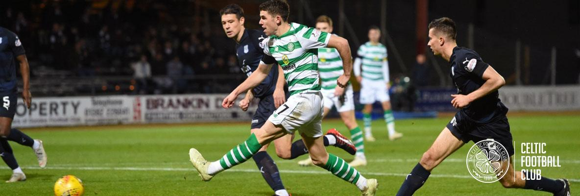 Brendan Rodgers: Ryan Christie has the confidence to fill the shirt